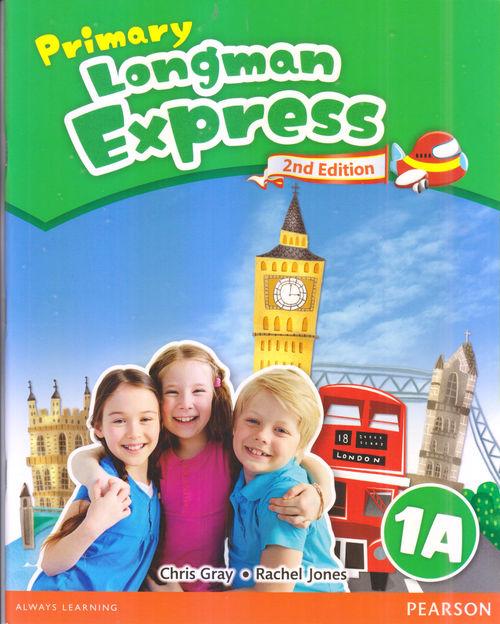 朗文版Primary Longman Express第二版一年级亚博appios下载链接