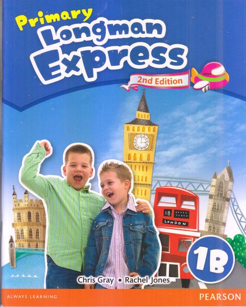 朗文版Primary Longman Express第二版一年级下册