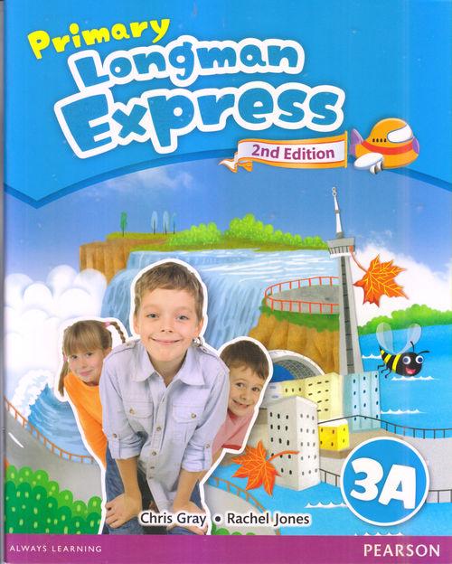 朗文版Primary Longman Express第二版三年级亚博appios下载链接