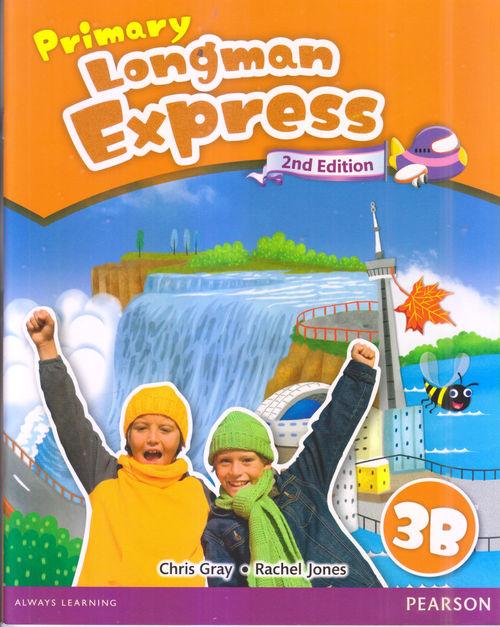 朗文版Primary Longman Express第二版三年级下册