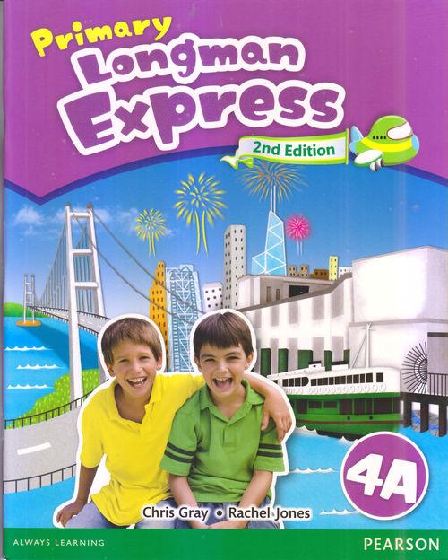 朗文版Primary Longman Express第二版四年级亚博appios下载链接
