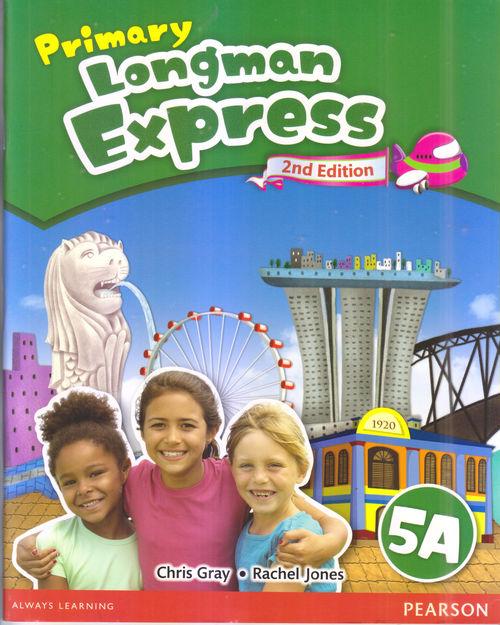 朗文版Primary Longman Express第二版五年级亚博appios下载链接