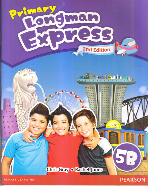 朗文版Primary Longman Express第二版五年级下册