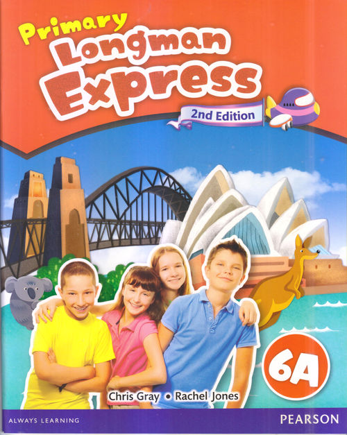 朗文版Primary Longman Express第二版六年级亚博appios下载链接