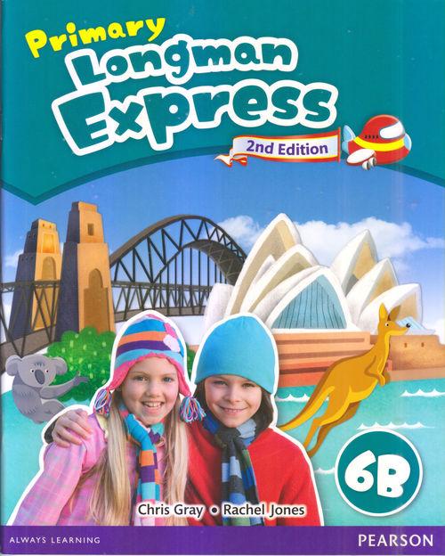 朗文版Primary Longman Express第二版六年级下册